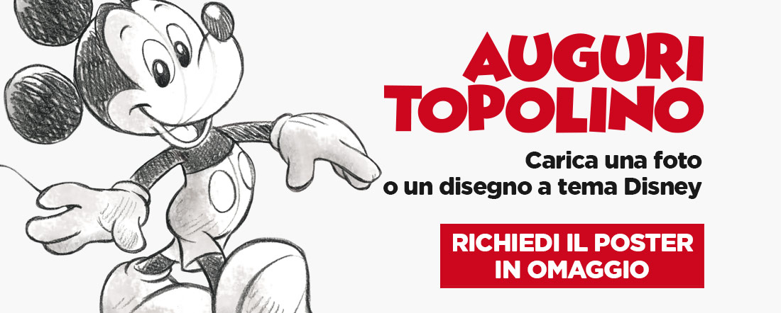 Topolino Poster