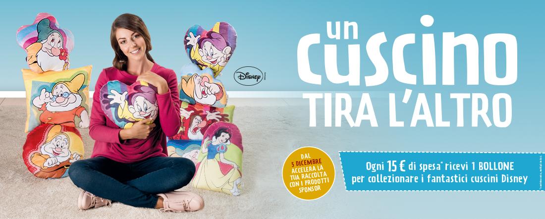 Cuscini Disney