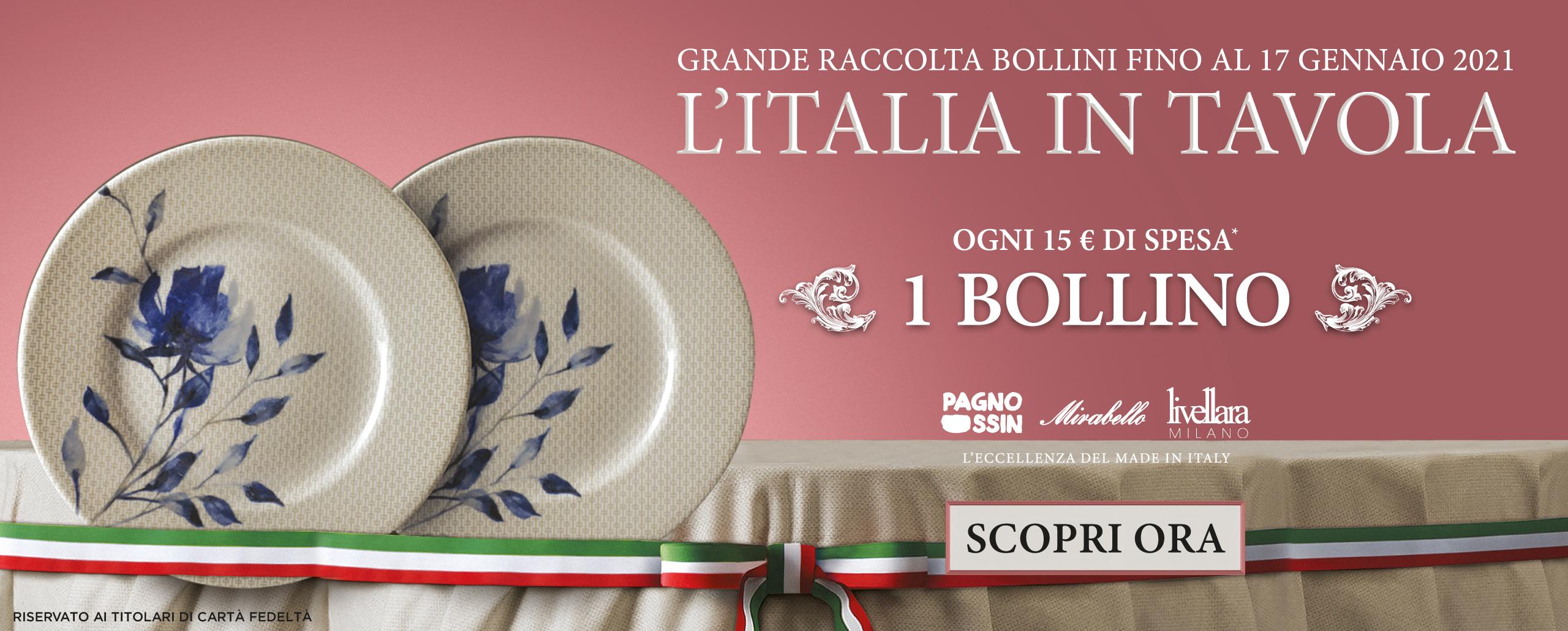 L'Italia in Tavola (2a parte) - sito