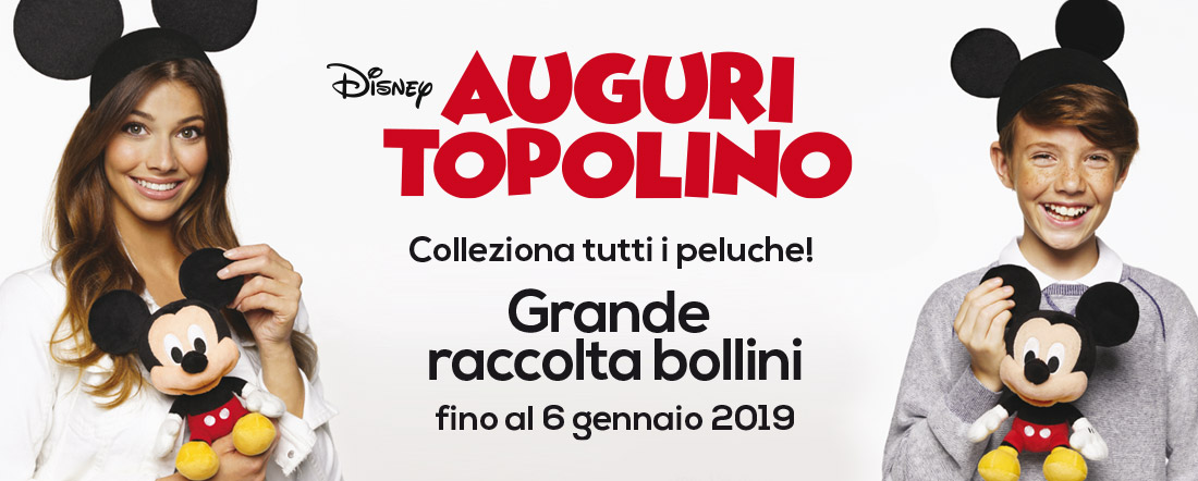 Collection Topolino
