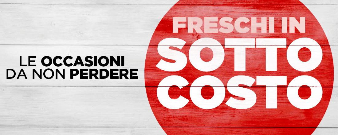 off SOTTOCOSTO FRESCHI