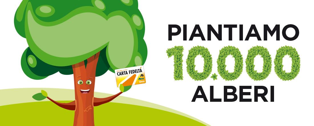 Piantiamo 10.000 alberi
