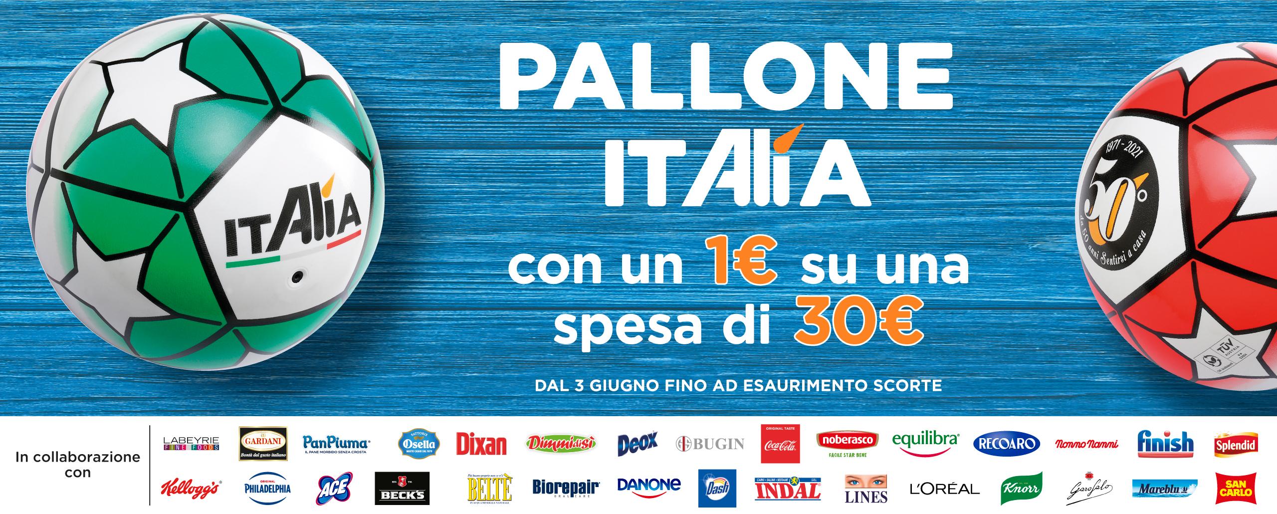 Self palloni ItALIa (sito)