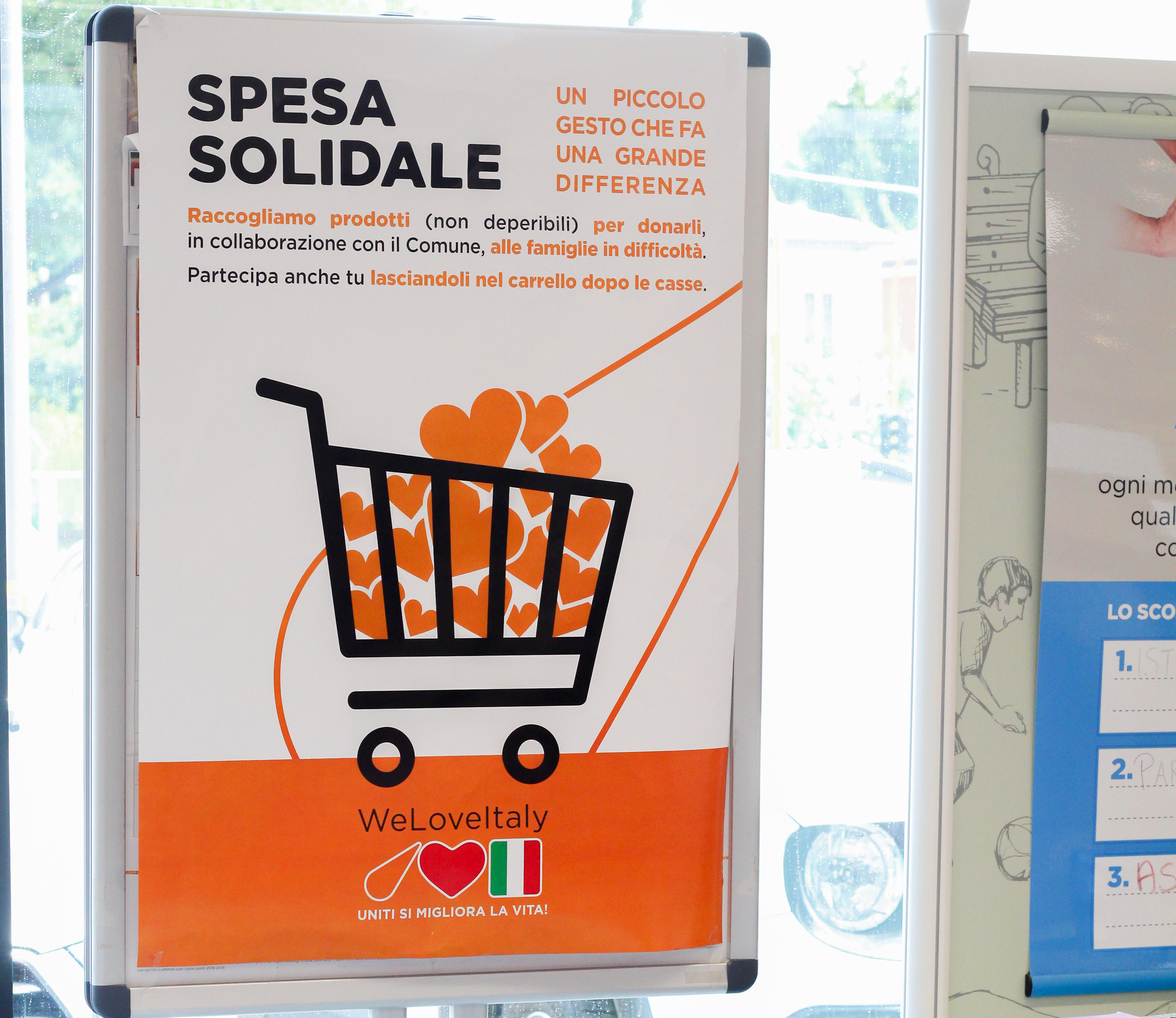 Oltre 100.000 pasti donati dai Clienti Alì con la spesa solidale