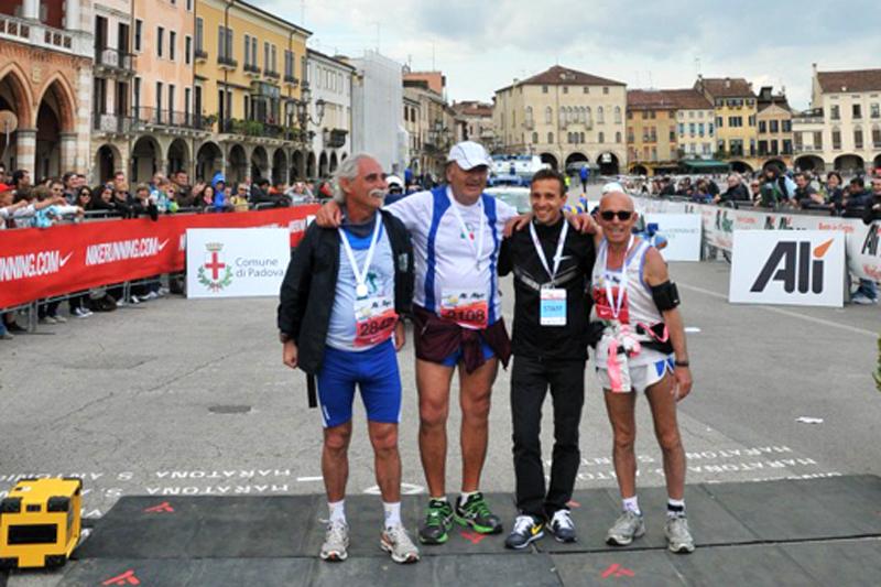 Pertile corre la mezza maratona 2013 - Trofeo Sit