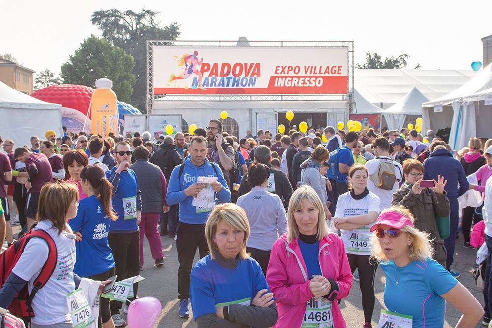 Expo e non solo: tutti gli eventi della Padova Marathon 2018