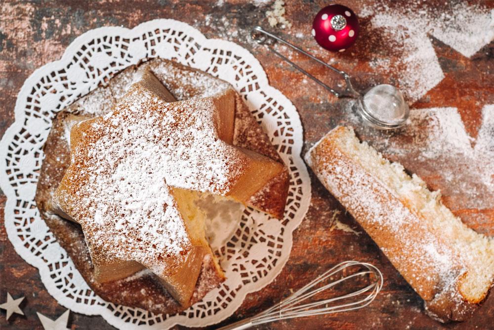 Il giro d'Italia dei dolci di Natale