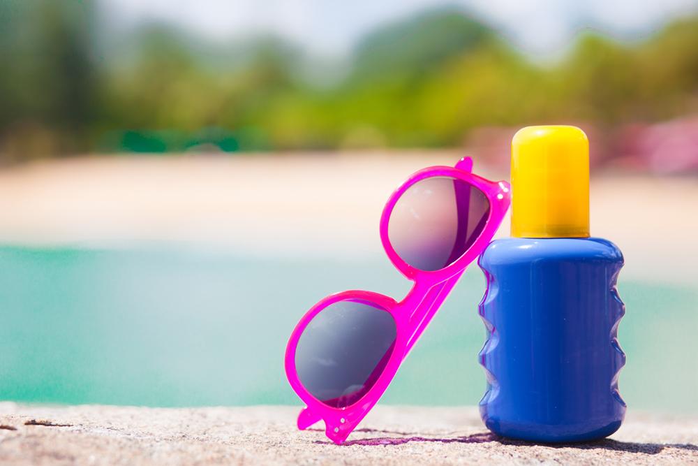 Pelle protetta dal sole: non è mai troppo presto