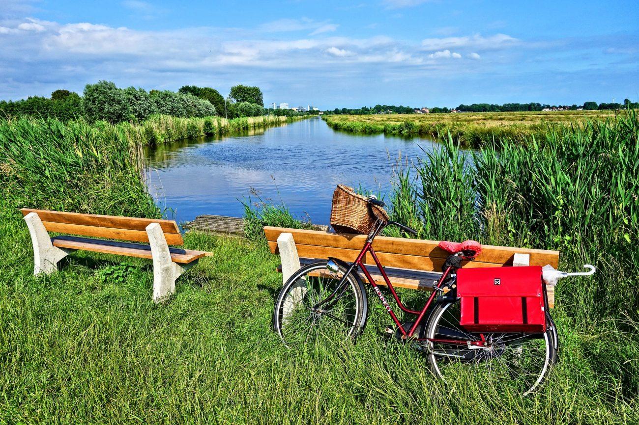 """In bici attraverso il Delta del Po:  Consigli per un fine settimana """"into the wild"""""""