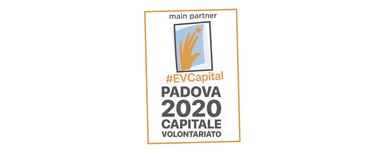 Alì è main partner di Padova 2020 - Capitale Europea del Volontariato