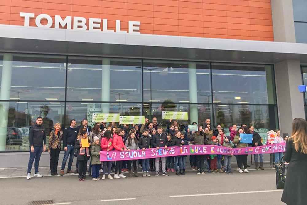 We Love People a Tombelle dà voce ai più piccoli