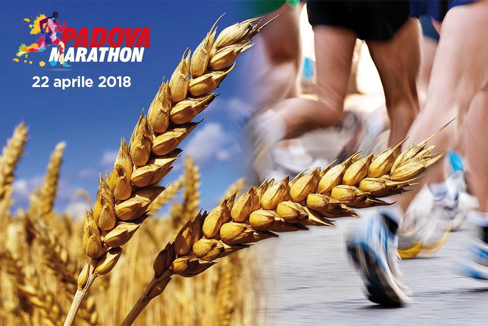 Sacche ristoro per celiaci alla Padova Marathon 2018