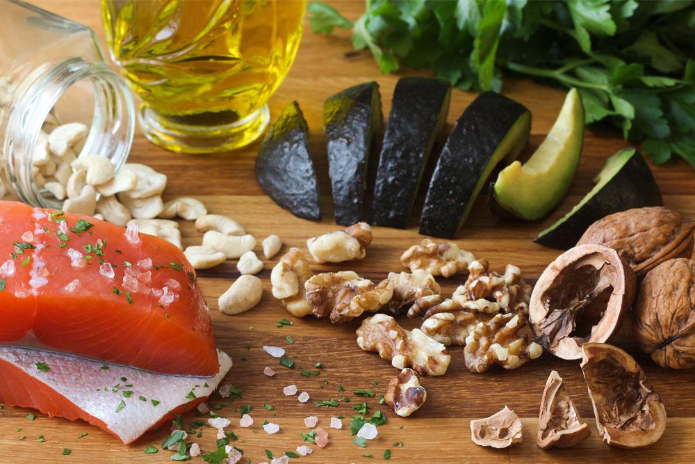 La dieta degli Omega-3