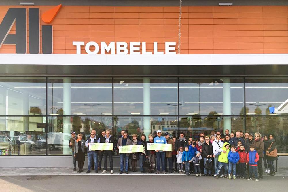We Love People premia Tombelle e Cusinati