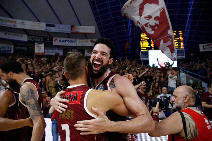 Reyer Venezia vince il  quarto scudetto della storia