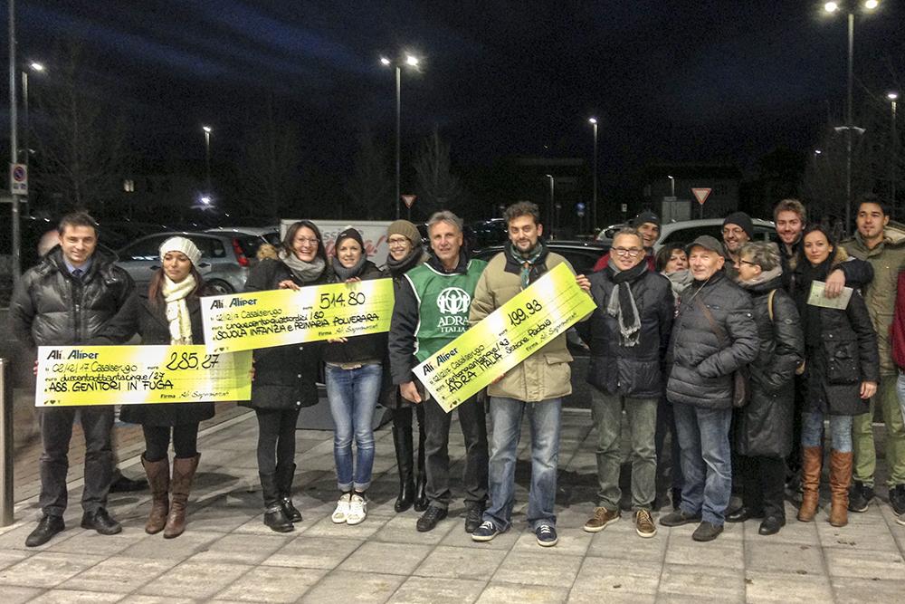 Grande festa per Istrana, Cusinati e Casalserugo