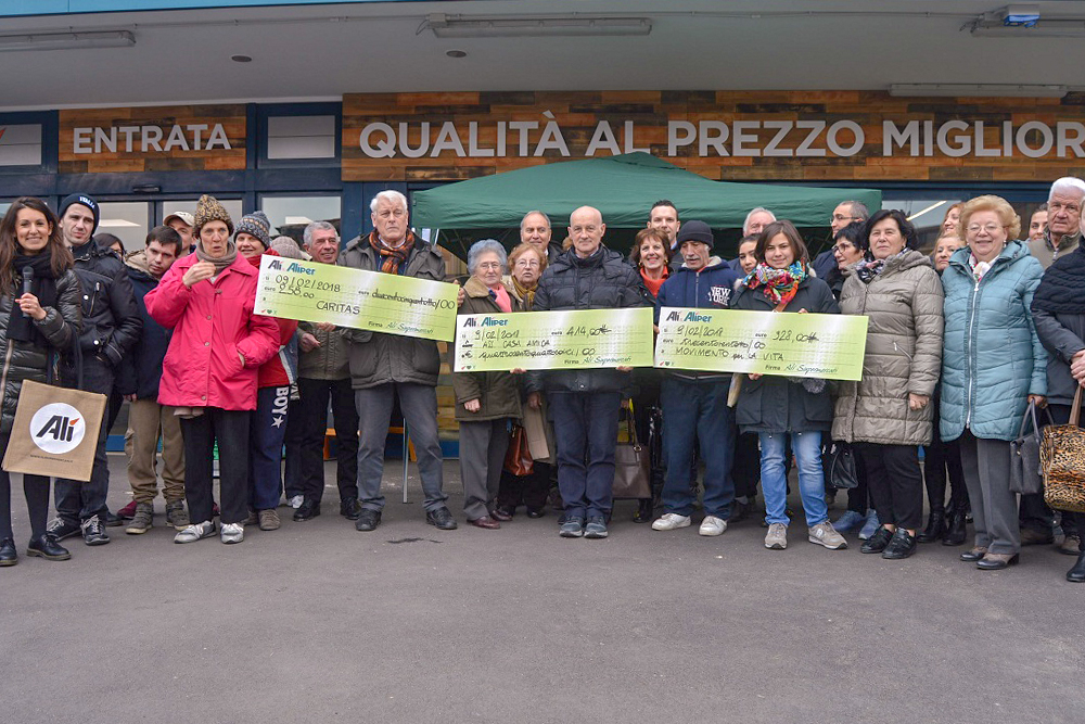 We Love People arriva a Monselice e premia le prime 3 realtà non profit