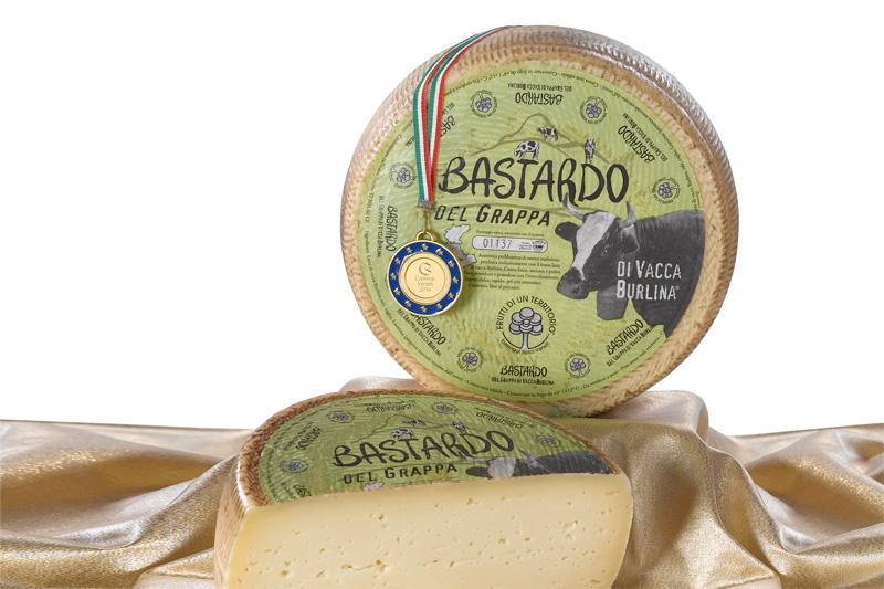 Rinasce il Bastardo di Burlina, l'antico formaggio dei veneti