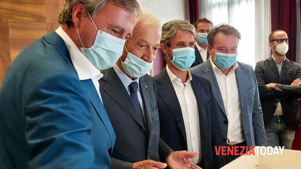 Alì presenta Castelvecchio a Mestre