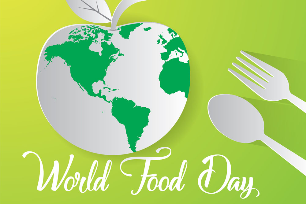 Il 16 ottobre è il World Food Day