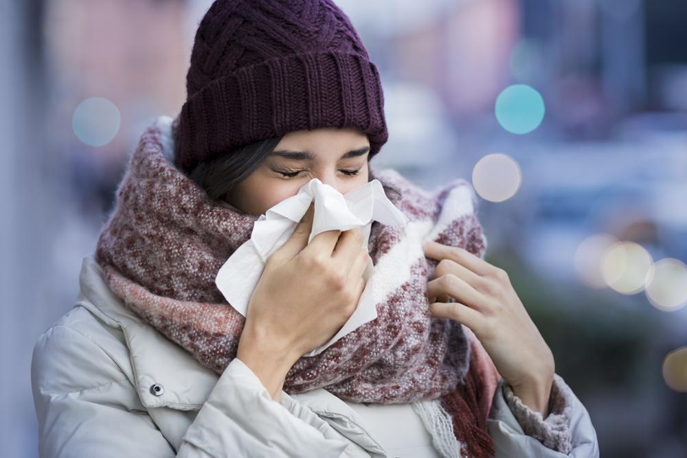 Raffreddore: 5 rimedi naturali per combatterlo