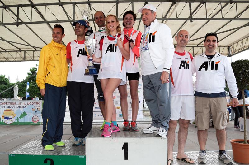 Maratona del Santo 2014: i nostri protagonisti