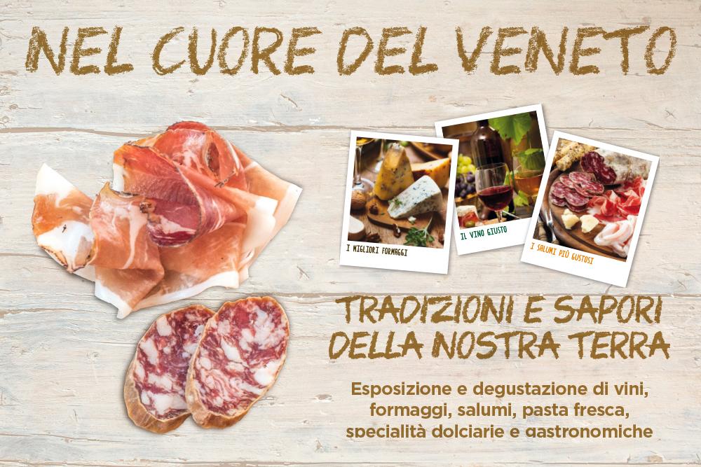 Nel cuore del Veneto