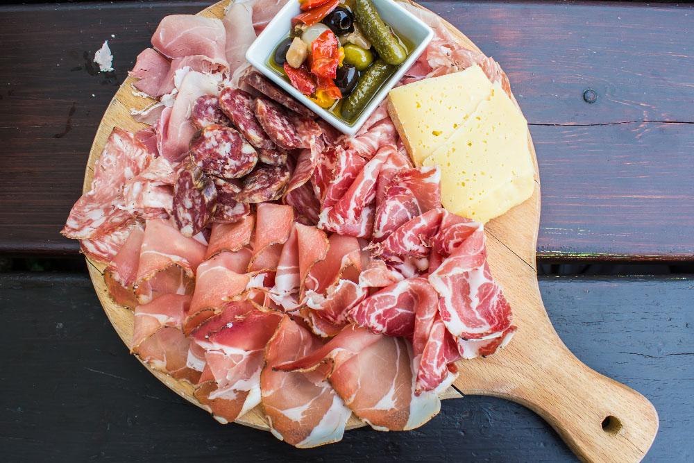 Crescentine: gli abbinamenti. Tante idee per accompagnare il piatto tipico bolognese