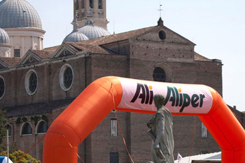 Alì sponsor ufficiale della Maratona di S. Antonio 2012