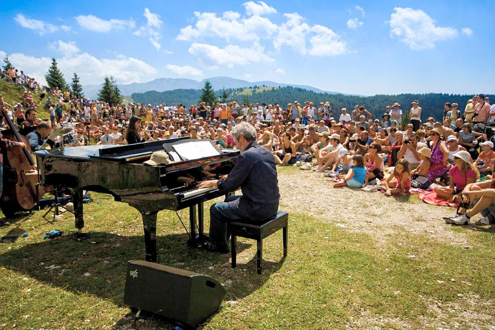 Musica ad alta quota: I Suoni delle Dolomiti