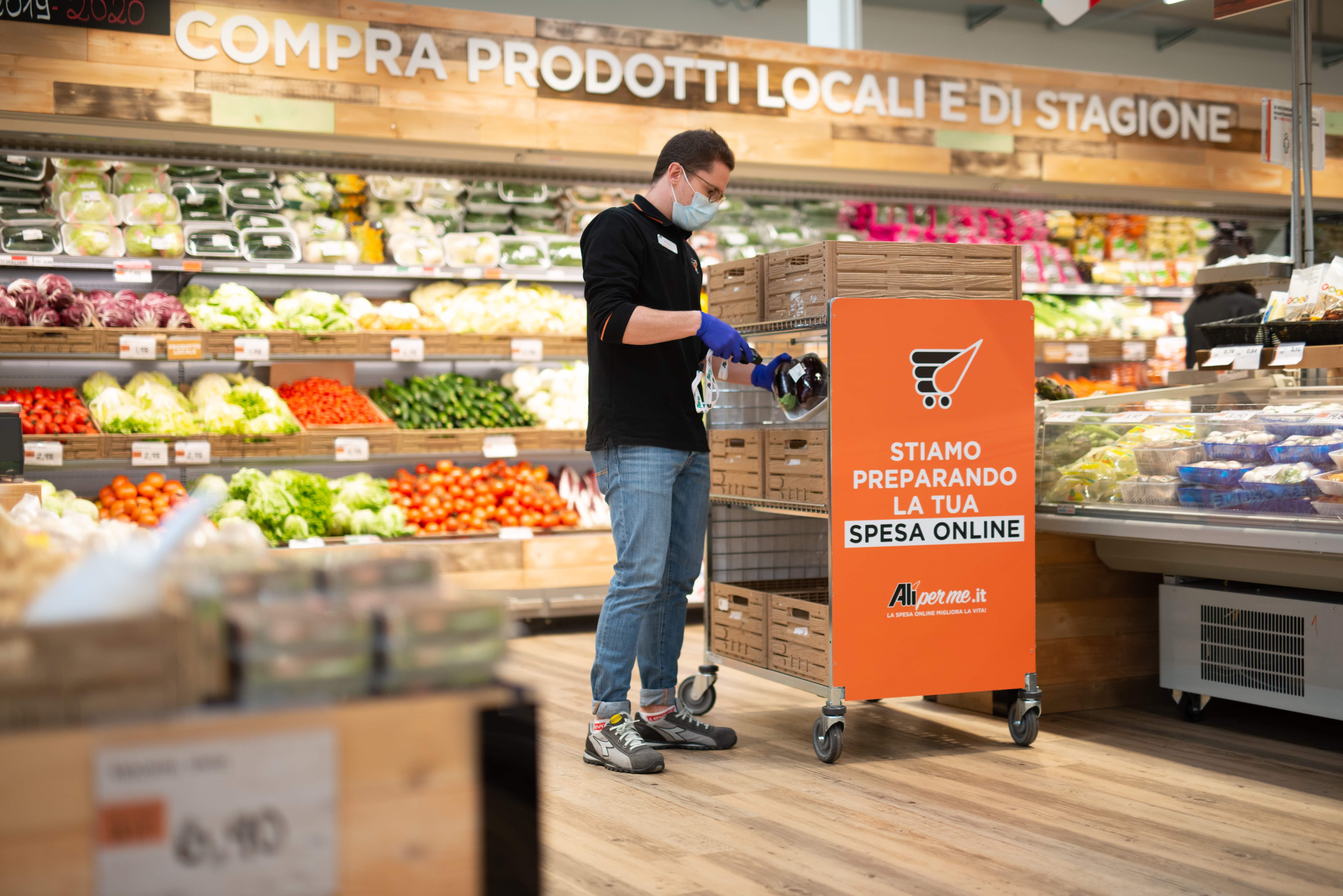 Aliperme.it: la formula della crescita sostenibile dell'e-commerce per i supermercati Alì