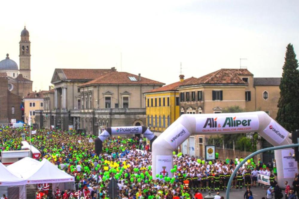 """La """"Maratona del Santo"""" diventa maggiorenne!"""