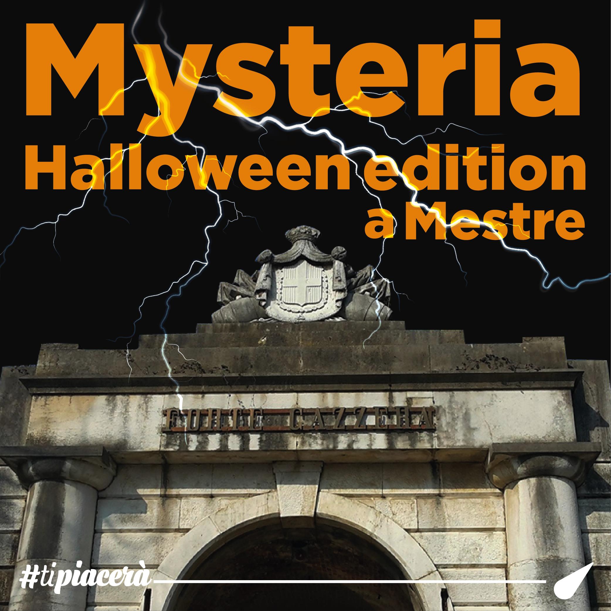 Mysteria Halloween edition a Mestre