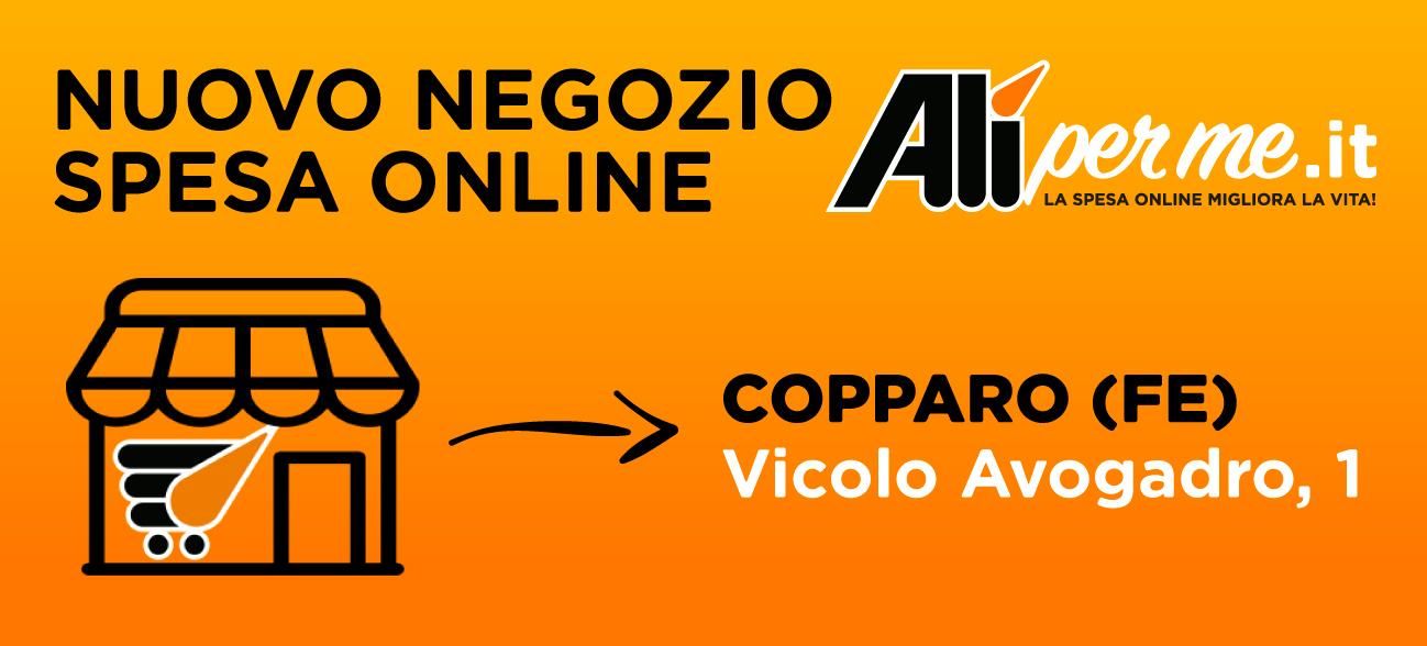 Aliperme.it approda in provincia di Ferrara