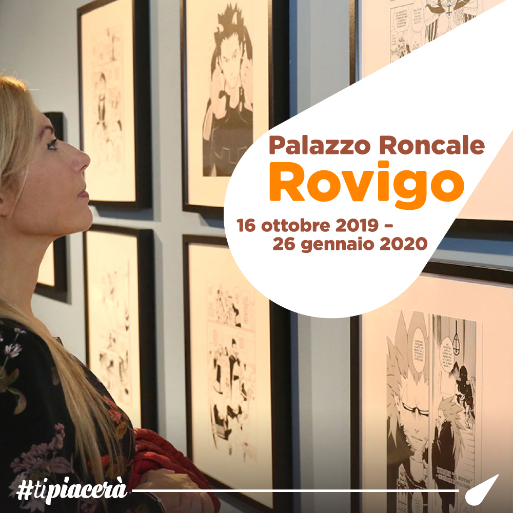 Radiant, il manga europeo in mostra