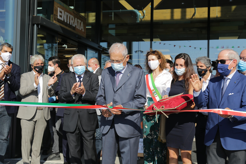 Inaugurato il nuovo Alì total green di Caselle di Selvazzano