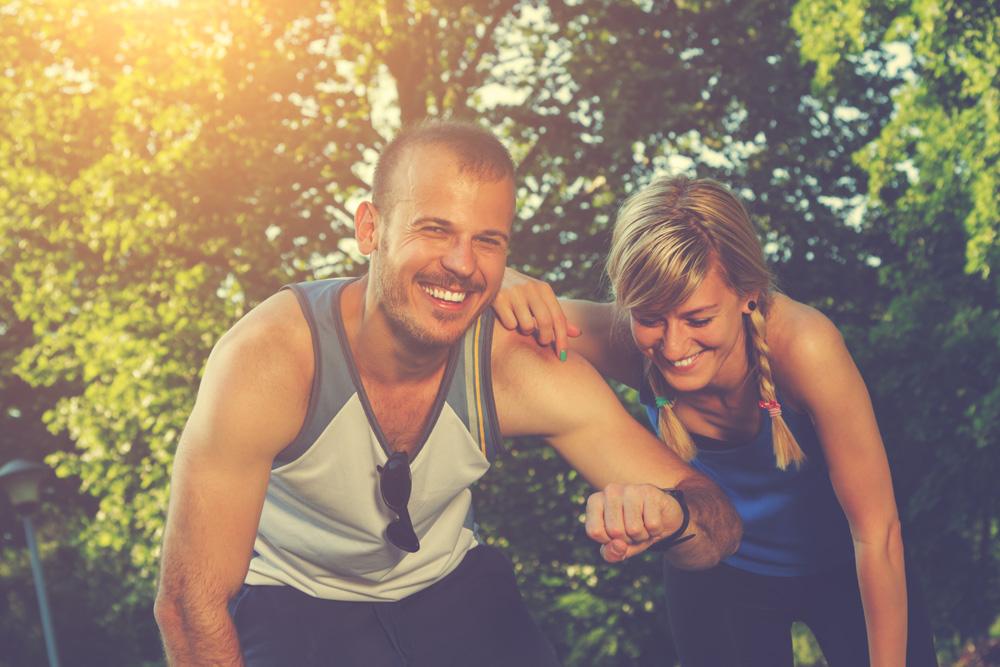 Sportivi sotto il solleone: come fanno?