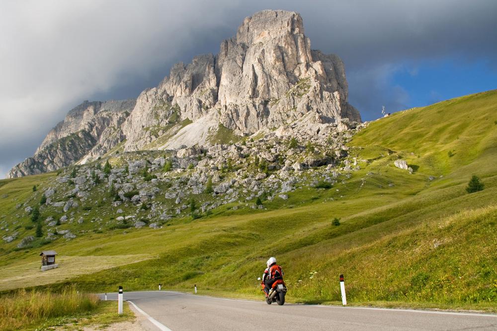 Una regione a misura di motociclista