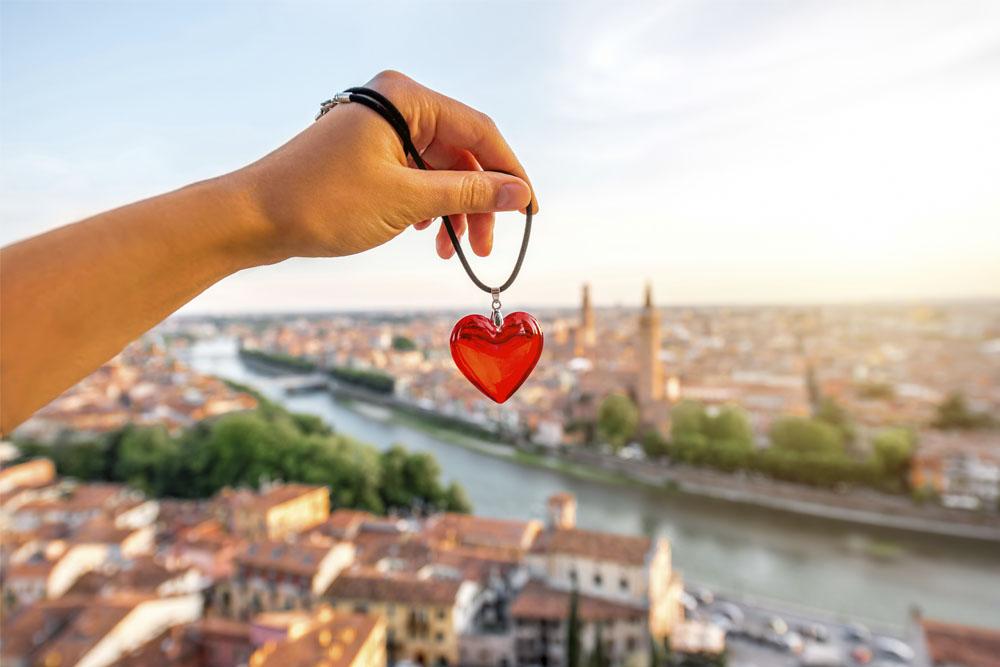 San Valentino a Verona in compagnia di Romeo e Giulietta