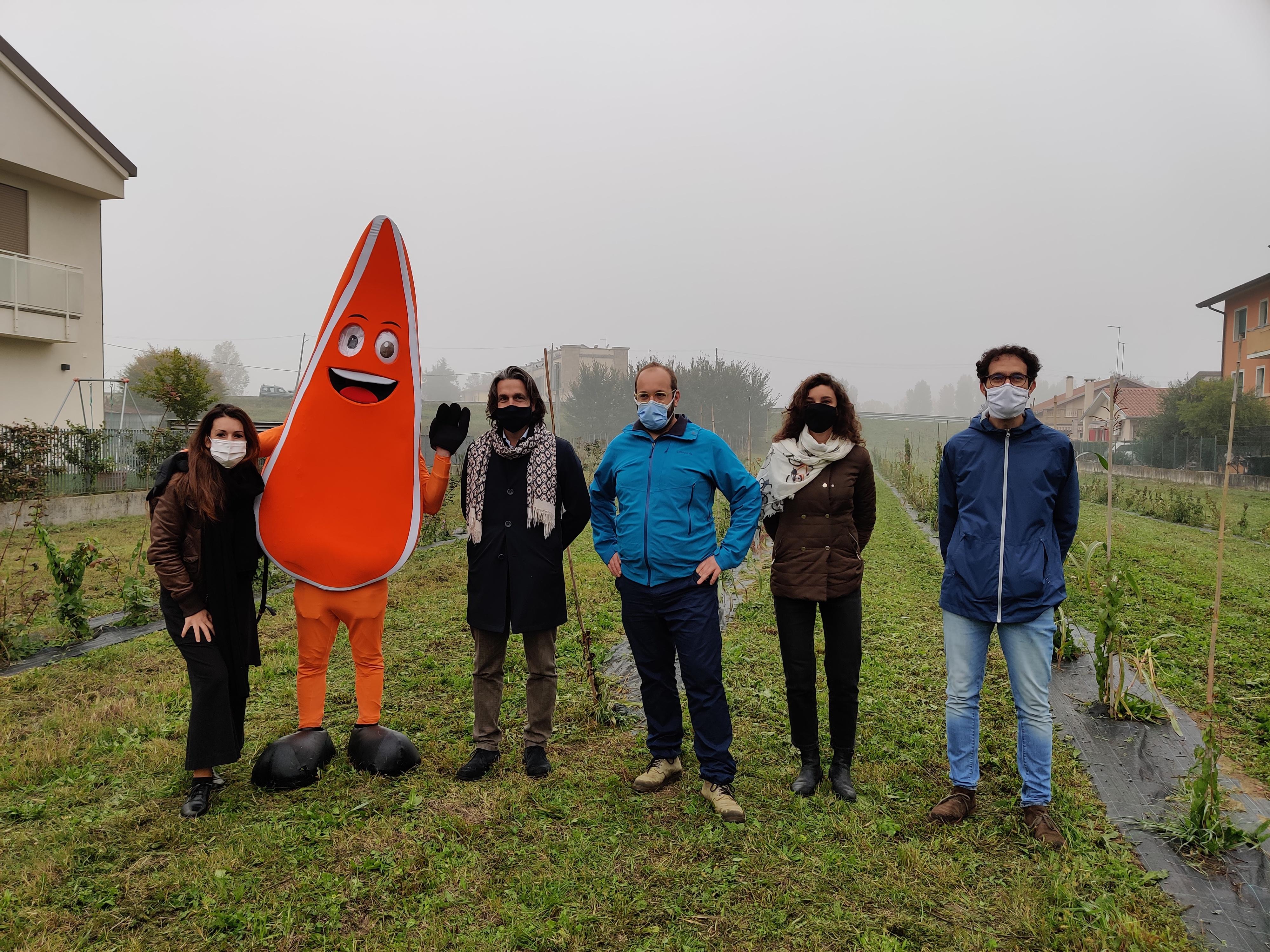 Alberi mangia-smog con i crediti natura Alì: il bosco urbano di Voltabarozzo