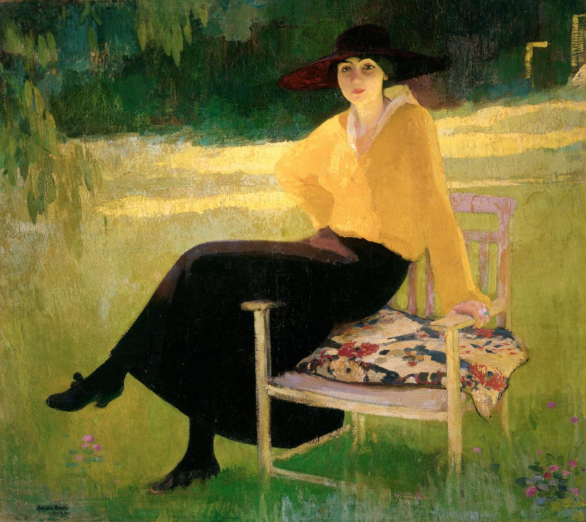 Ritratto di Donna a Vicenza