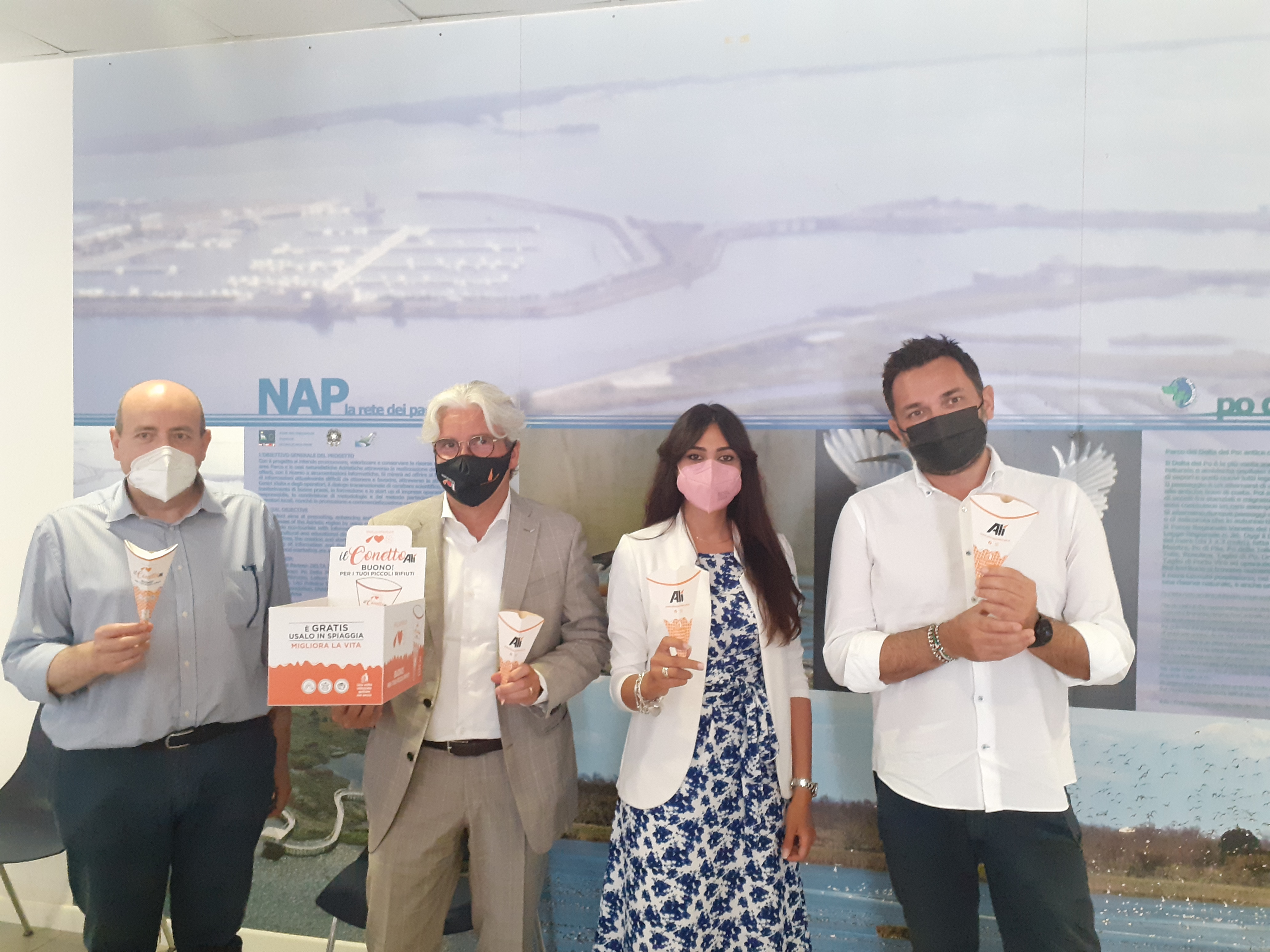 Ai lidi rodigini arriva l'iniziativa che consentirà di preservare le spiagge dall'abbandono dei piccoli rifiuti
