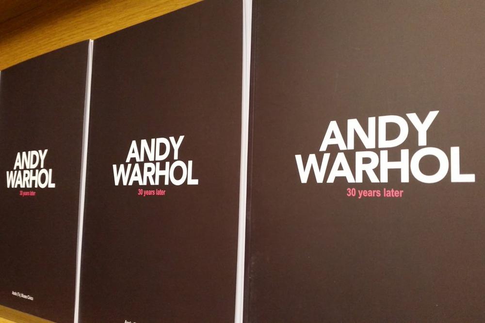 Andy Warhol, la mostra-evento ad Asolo