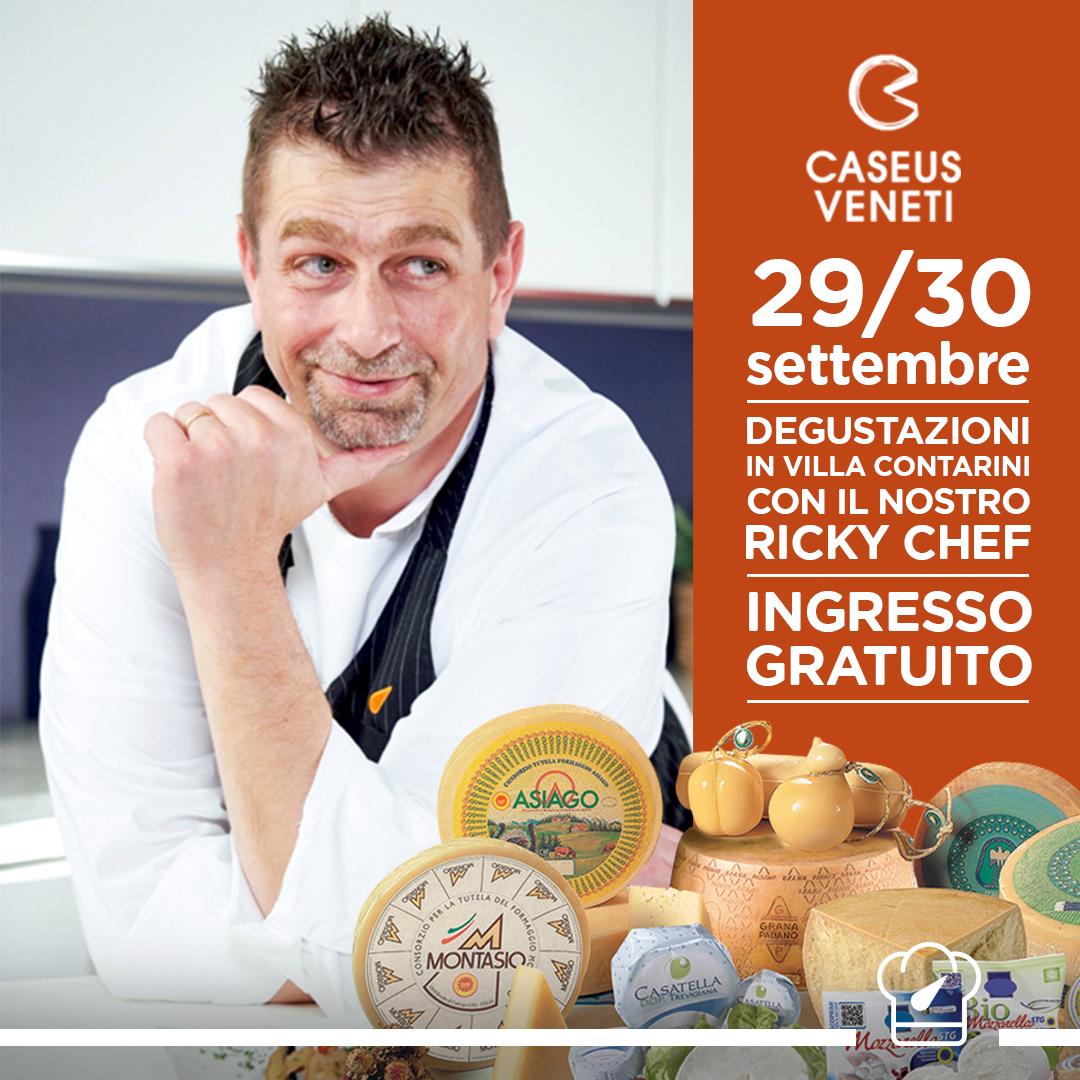 Caseus Veneti, i migliori formaggi veneti vi aspettano