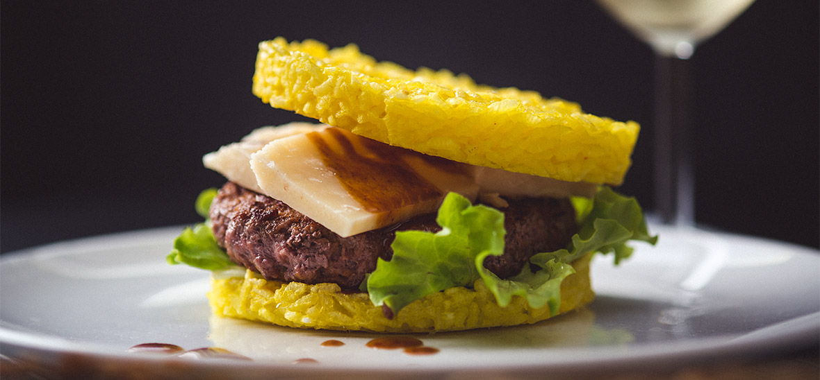 Hamburger GREEL BIO