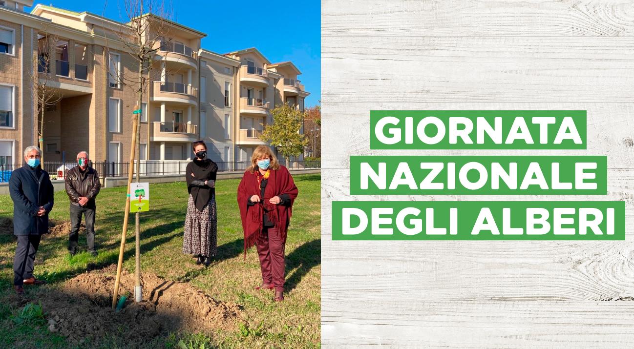 21 novembre 2020: Giornata Nazionale degli Alberi