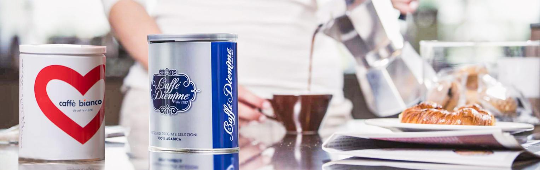Caffè Diemme: da oggi in esclusiva Alì & Alìper