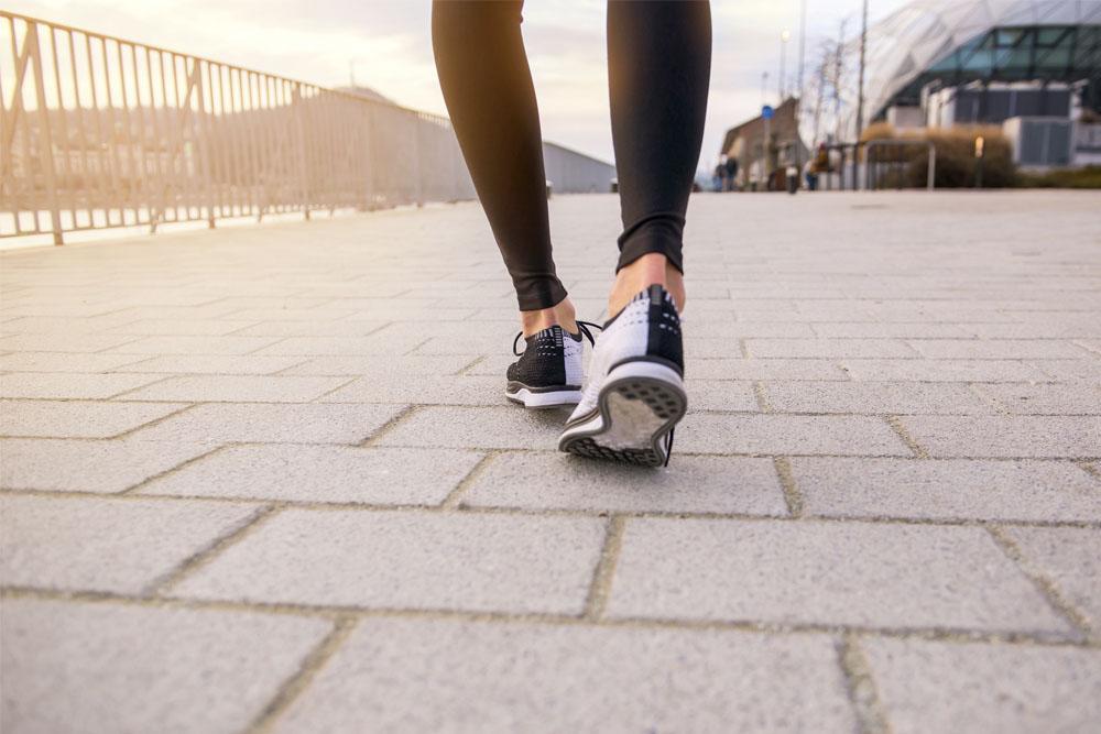 Camminare: cura per il corpo e la mente