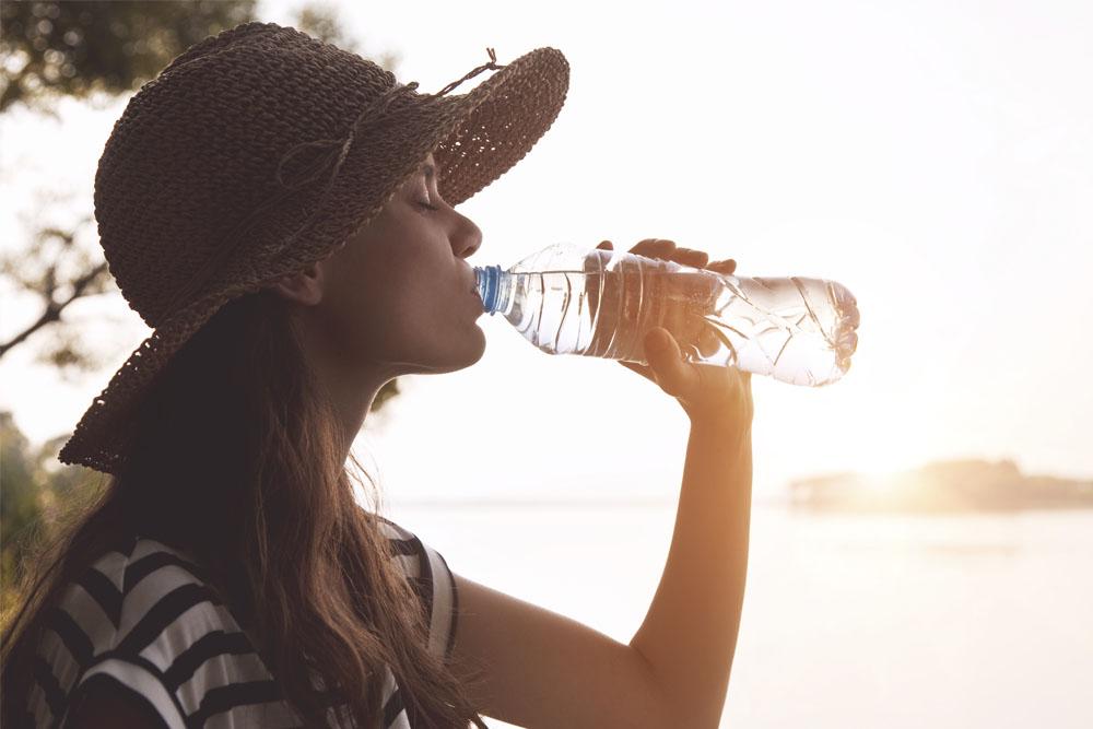 Stai fresco… con la dieta anti-caldo