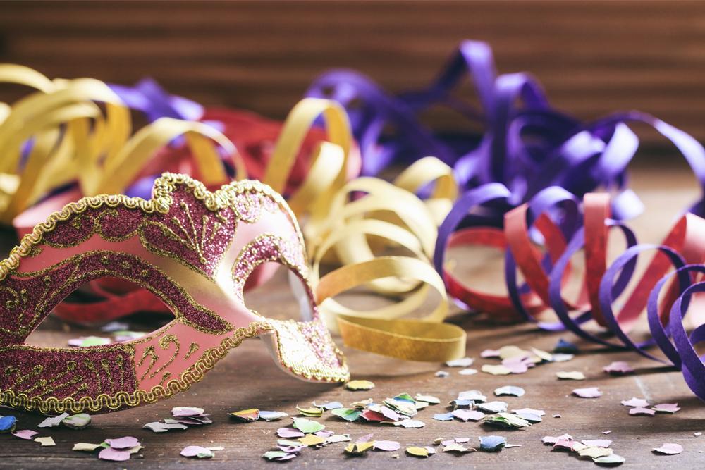 Carnevale è nell'aria: le maschere fai-da-te